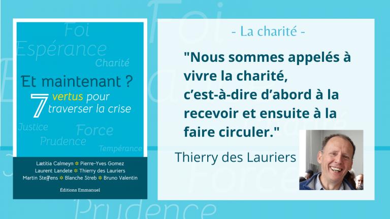 Thierry des Lauriers verbatim