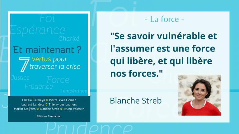 Blanche Streb citation