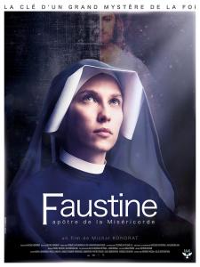 Faustine apotre de la misericorde affiche SAJE