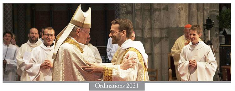 Faire part ordination 2021 2
