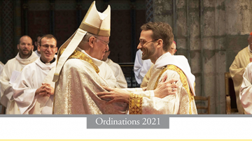 Vignette Ordinations 2021 annonce