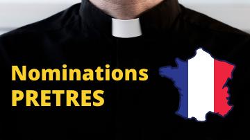 Nominations pretres