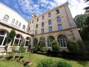 Photo de la maison de formation de la Source à Paris