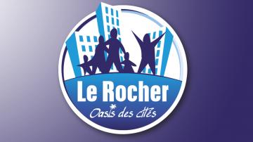 Vignette format Facebook Rocher violet