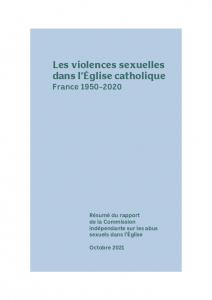 Resume rapport CIASE couverture