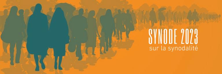 Synode 2023 Banniere site web