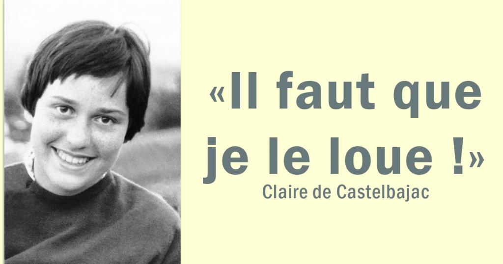 Vignette format Facebook Claire Castelbajac IEV